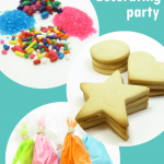 How to Throw a Cookie Decorating Party for Kids