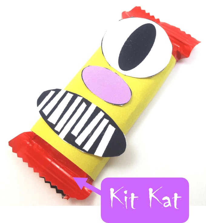 How to make monster party favor bags with FREE printables! Perfect for a Halloween party or a monster party. #MonsterParty #FavorBags #FreePrintables