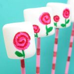 mod rose marshmallows