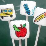 back to school marshmallows