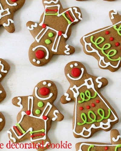 gingerbread cookie kids