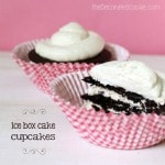 ice box cake cupcakes