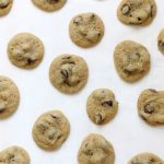 the easiest way to make mini chocolate chip cookies