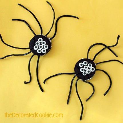 spider cakester
