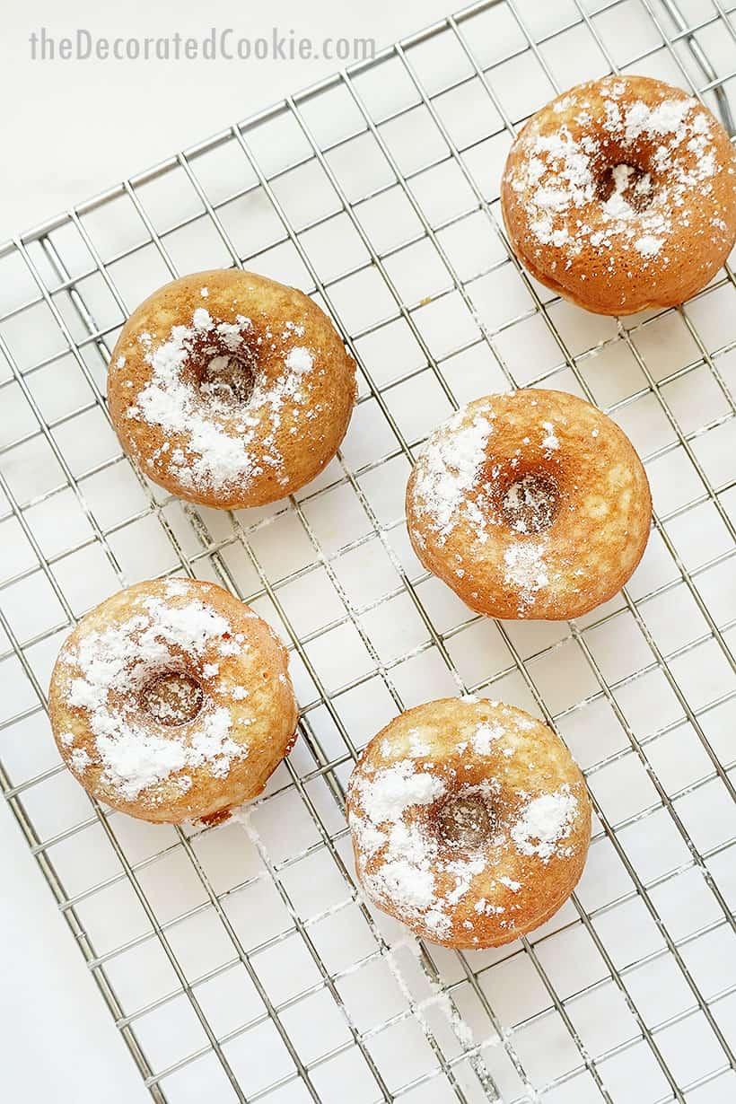 Babycakes Donut maker recipe