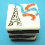 Bastille Day cookies