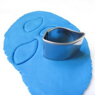 bluebird brownie pops