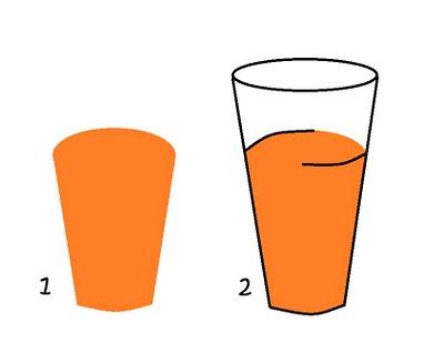 breakfast cookies how to draw orange juice