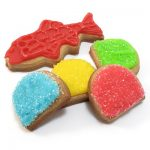 candy cookies - the decorated cookie
