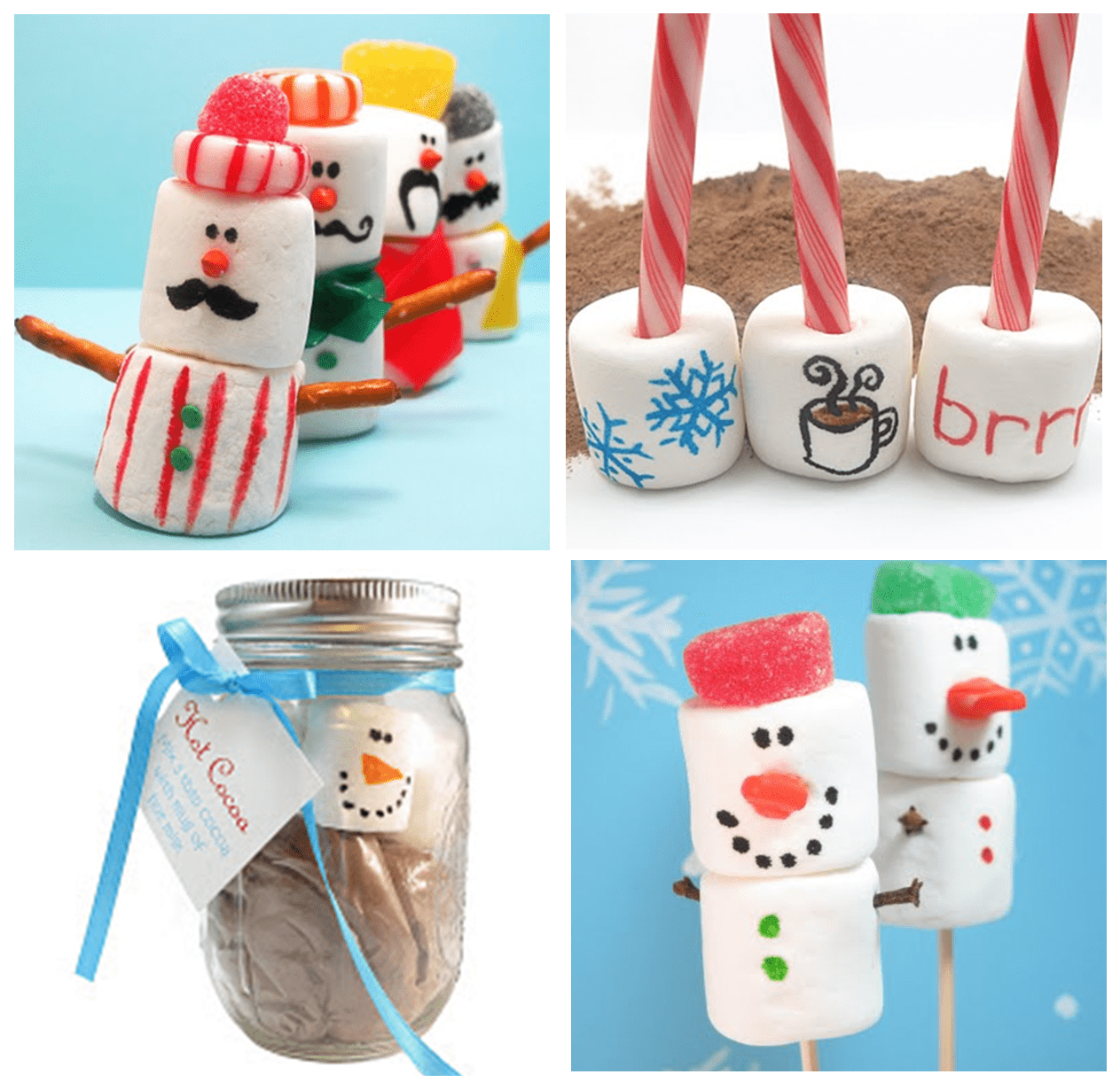 winter and Christmas food craft ideas from the archives ...