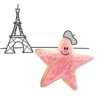 cookie in paris