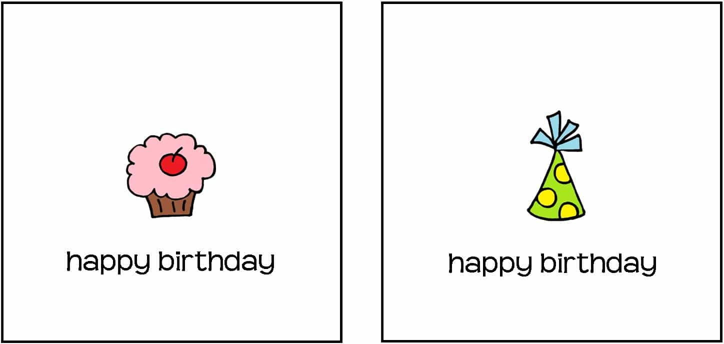 How To Make Your Own Birthday Gift Tags