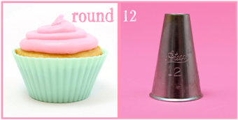 how to pipe frosting on cupcakes
