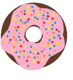 doughnut cookies