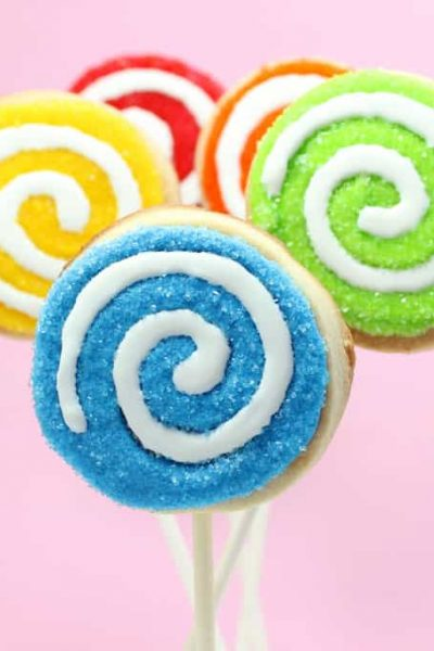 how to make cookie pops, or cookies on a stick -- tips and tricks