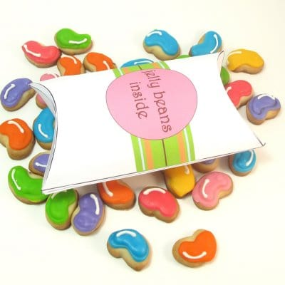 jelly bean cookies