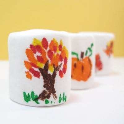 fall marshmallows