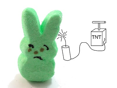 how to get rid of your leftover Peeps