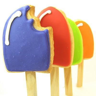 popsicles cookies