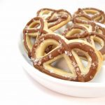 pretzel cookies…for the Super Bowl?