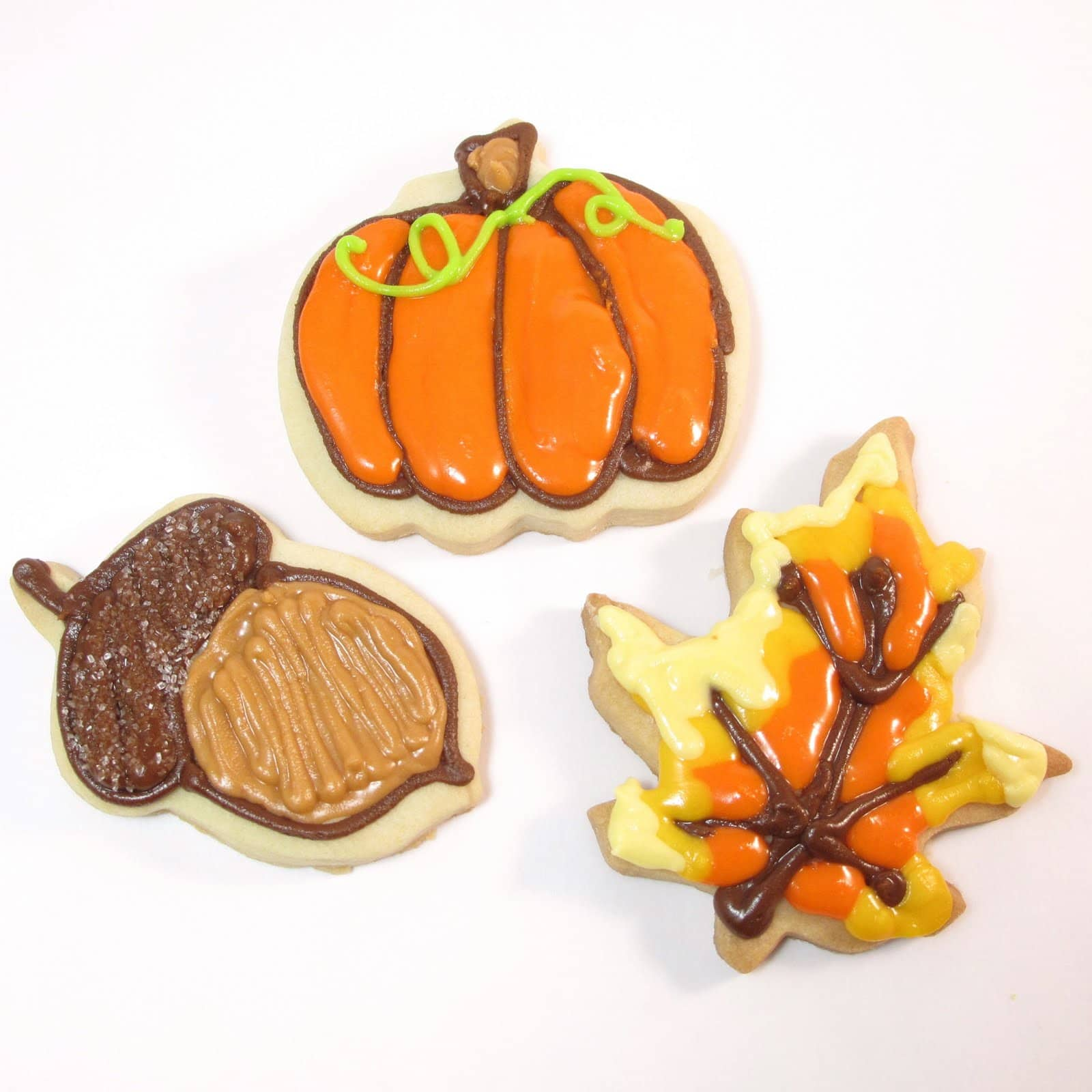 Thanksgiving Cookie Crafts: Thanksgiving Cookie Decorating-- Fun Kids' Activity For