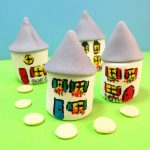marshmallow village - the decorated cookie