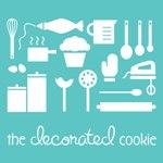 The decorated cookie, een Amerikaanse blog over gedecoreerde koekjes