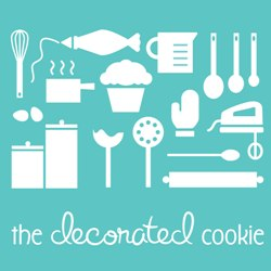The Decorated Cookie Logo