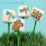bug marshmallows