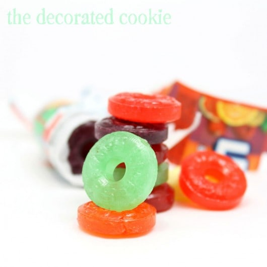 Life Savers® Candy flower pops