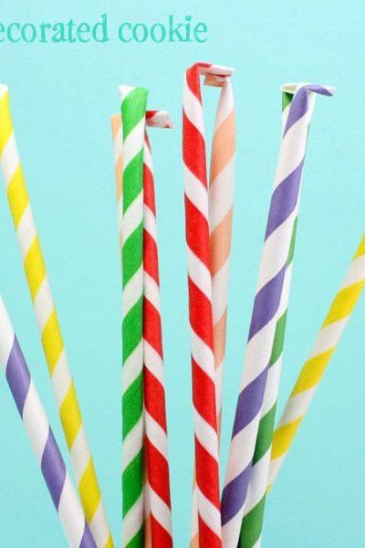 Skittles pixie sticks DIY candy