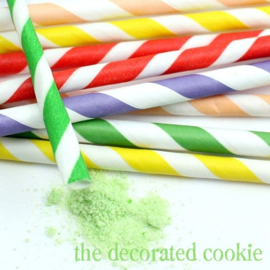 Skittles Straws Skittles pixie sticks DIY candy