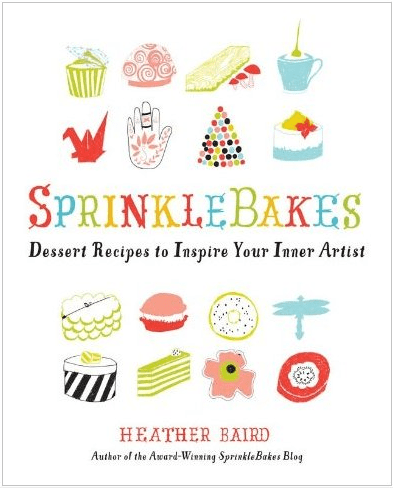 Sprinkle Bakes cookbook