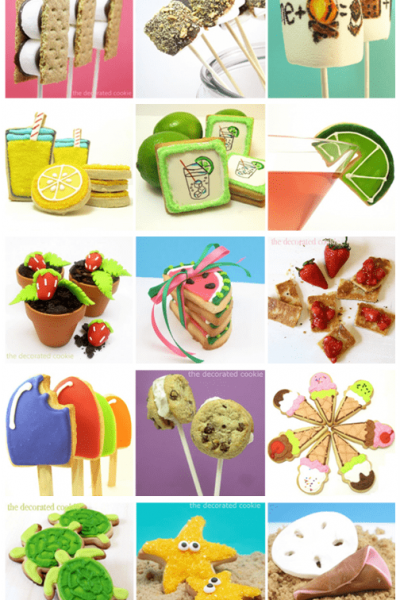 summer treats roundup