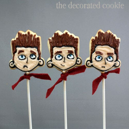 ParaNorman cupcakes and cookies