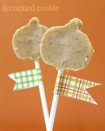 pumpkin fudge pops