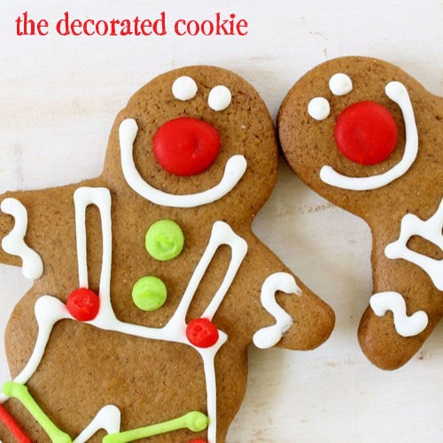 gingerbread cookie kids and the history of gingerbread cookies