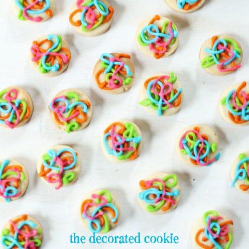 chaos cookies scribble cookies