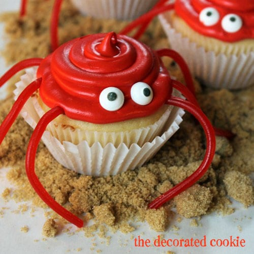 easy crab cupcakes for Summer