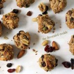 trail mix oat bites