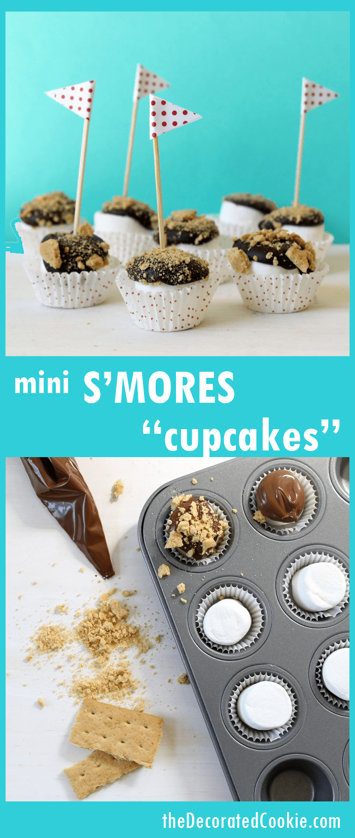 mini s mores cookies s mores cookie recipe two peas their pod mini s ...