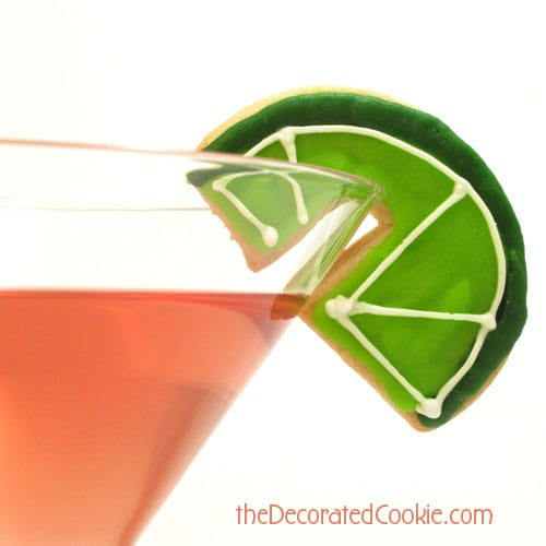cocktail cookies