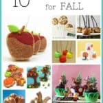 fall treats and sweets