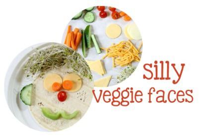 kid_veggieface