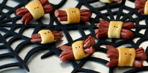 hot-dog-spiders