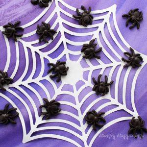 spider-caramels