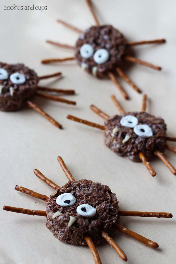 spider-krispies