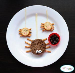 spider-snack