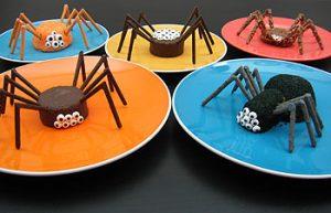 spider-snack-cakes