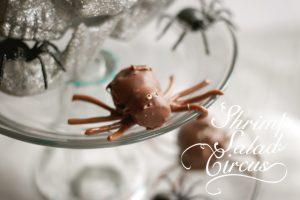 spider-truffles